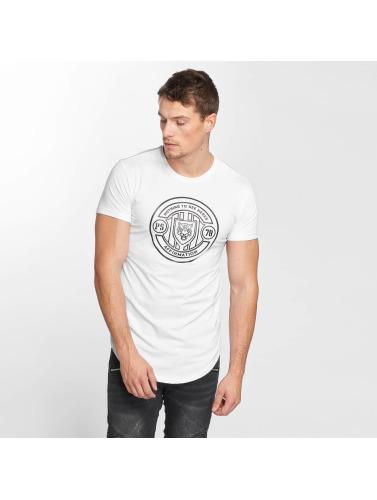 Terance Kole Herren T-Shirt Riga in weiß