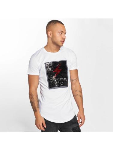 Terance Kole Herren T-Shirt Olso in weiß