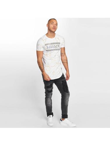 Terance Kole Herren T-Shirt Lyon in weiß
