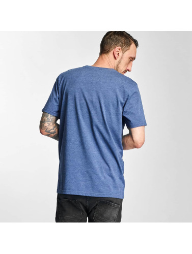 The Dudes Hombres Camiseta Chill Pill in azul
