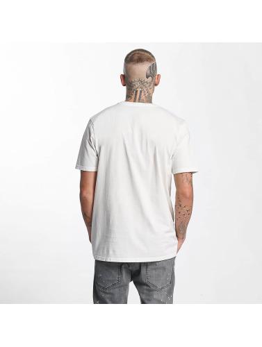 The Dudes Hombres Camiseta Nowhere in blanco