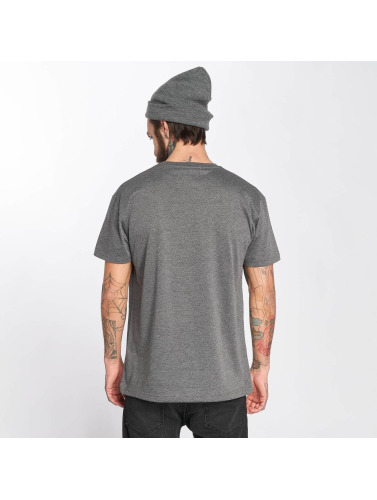 The Dudes Hombres Camiseta Fat Boy in gris