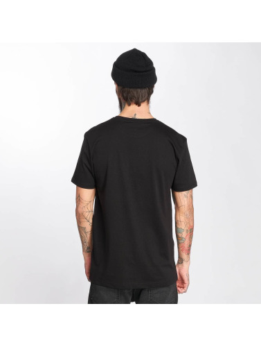 The Dudes Hombres Camiseta High in negro