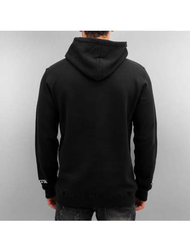 The Dudes Herren Hoody Bacon Cheese Burgers in schwarz
