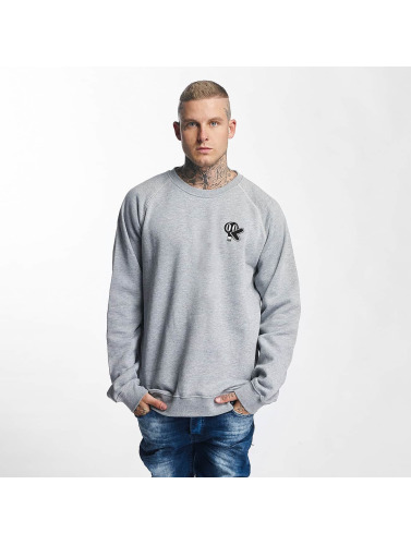 The Dudes Herren Pullover Duck in grau