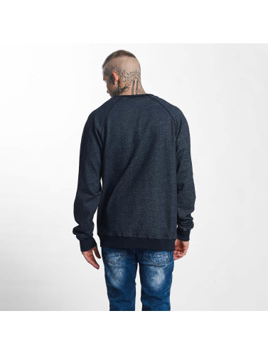 The Dudes Herren Pullover Fack Off Cute in indigo