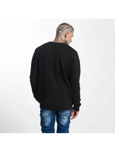 The Dudes Herren Pullover Dead Men in schwarz