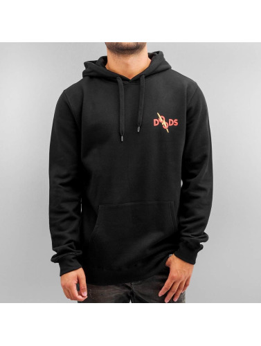 The Dudes Hombres Sudadera Chilli Cheese in negro