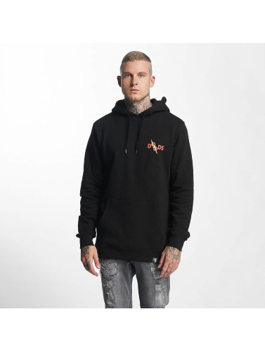 The Dudes Hombres Sudadera Chili Cheese in negro