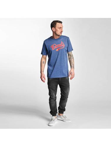The Dudes Herren T-Shirt Chill Pill in blau