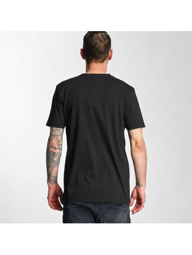 The Dudes Herren T-Shirt Chill Pill in schwarz