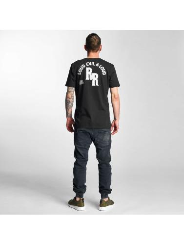 The Dudes Herren T-Shirt R/R in schwarz