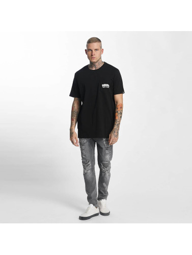 The Dudes Herren T-Shirt Booze Cruise in schwarz