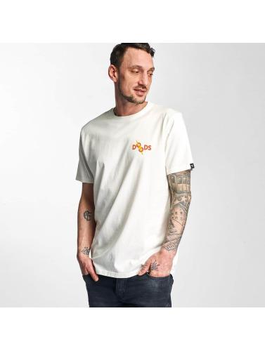 The Dudes Herren T-Shirt Chili Cheese in weiß