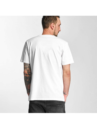 The Dudes Herren T-Shirt Guts in weiß