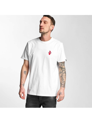 The Dudes Herren T-Shirt Lighten Up in weiß