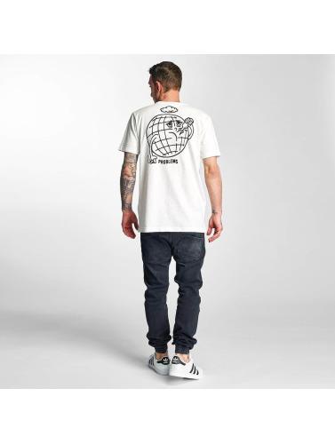 The Dudes Herren T-Shirt Problems in weiß