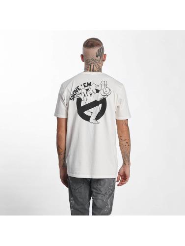 The Dudes Herren T-Shirt Shove Em in weiß