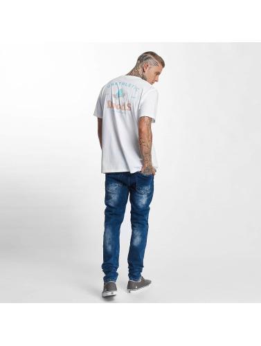 The Dudes Herren T-Shirt Skateshit in weiß