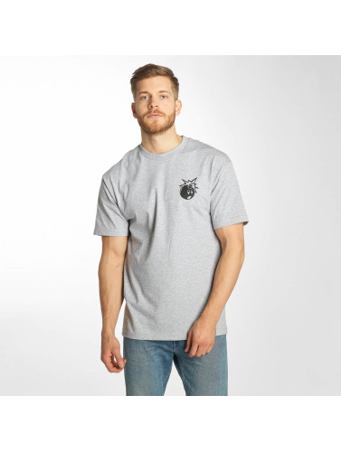 The Hundreds Hombres Camiseta Forever Simple Adam in gris