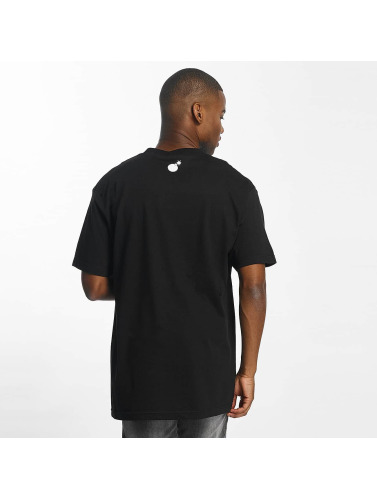The Hundreds Hombres Camiseta Forever Bar Logo in negro