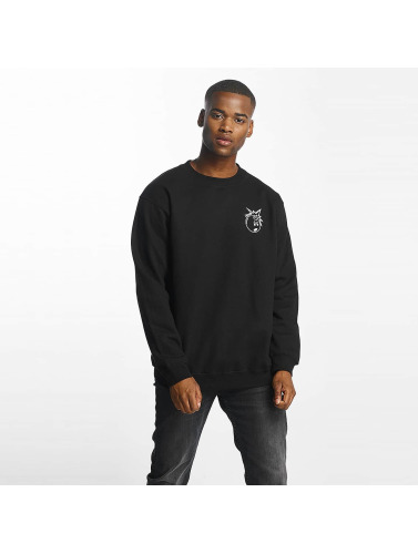 The Hundreds Herren Pullover Forever Simple Adam in schwarz