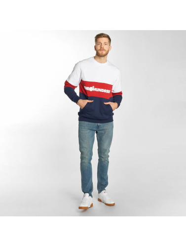 The Hundreds Herren Pullover Channel in weiß