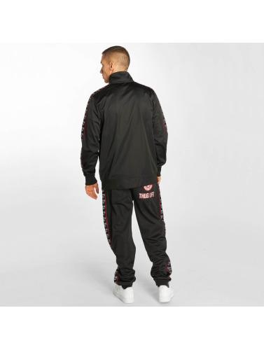 Thug Life Herren Anzug Lux in schwarz