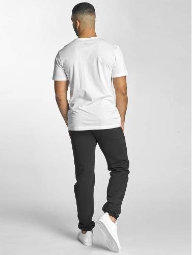 Thug Life Basic Hombres Camiseta Street Boxing in blanco