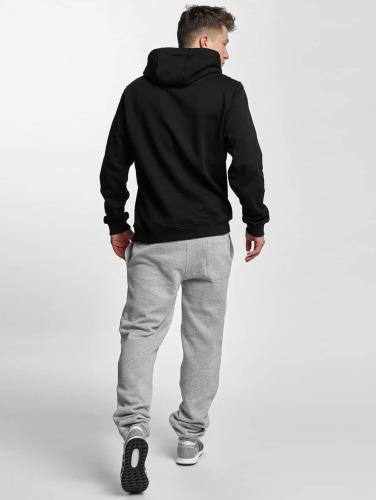 Thug Life Basic Herren Hoody Camo in schwarz