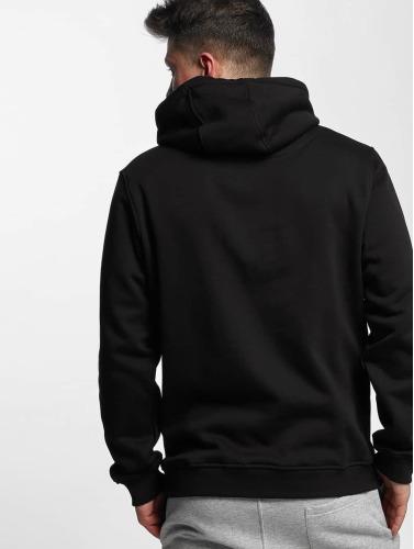 Thug Life Basic Herren Hoody Box Logo in schwarz