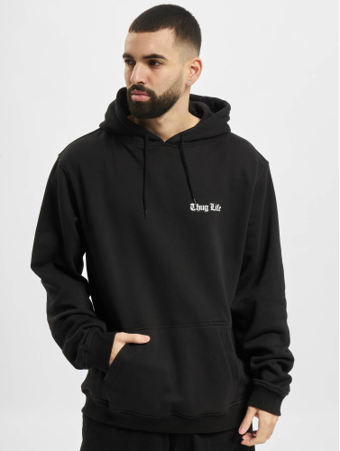 Thug Life Basic Herren Hoody Life Chest in schwarz