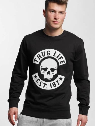 Thug Life Basic Hombres Jersey Skull in negro