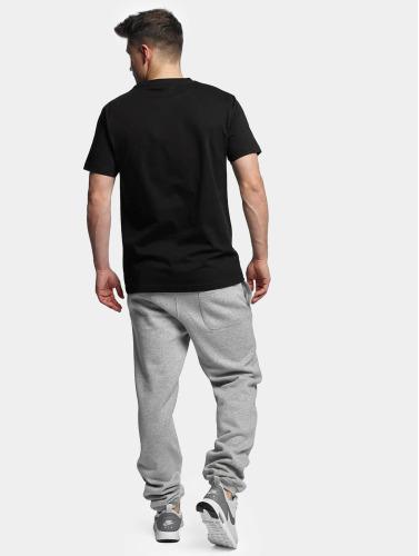 Thug Life Basic Herren T-Shirt Street Boxing in schwarz