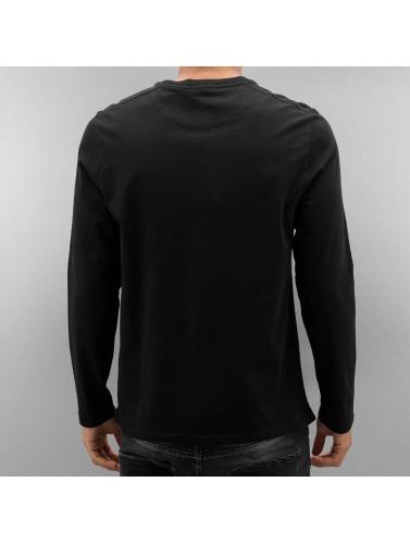 Thug Life Hombres Camiseta de manga larga Z-Ro in negro