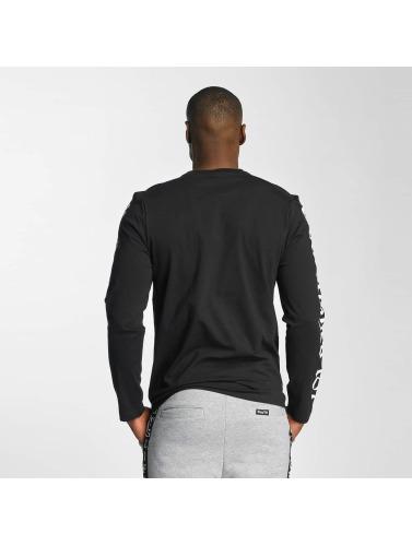 Thug Life Hombres Camiseta de manga larga Carlos in negro