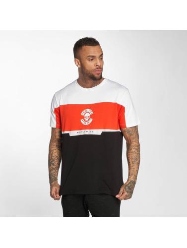 Thug Life Hombres Camiseta Leopard I Neger billig salg footaction HbtTJBiYDC