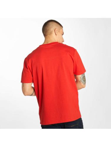 Thug Life Hombres Camiseta Walk in rojo