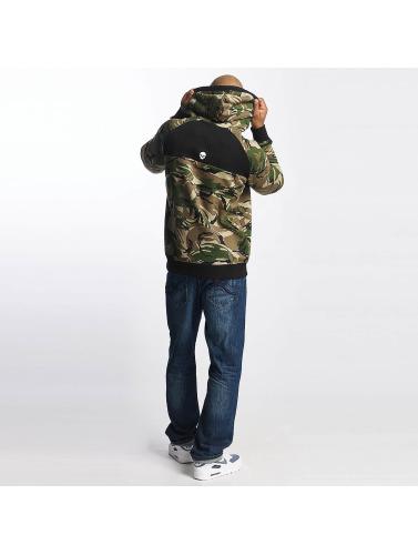 Thug Life Herren Hoody Cloud in camouflage