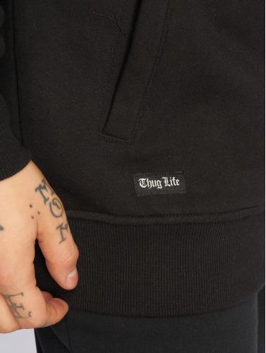 Thug Life Herren Hoody Z-Ro in schwarz
