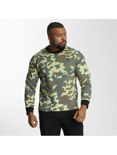 Thug Life Hombres Jersey Attack in camuflaje