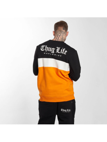 Lion Life in Jersey Hombres naranja Thug wqtfPx8Sw