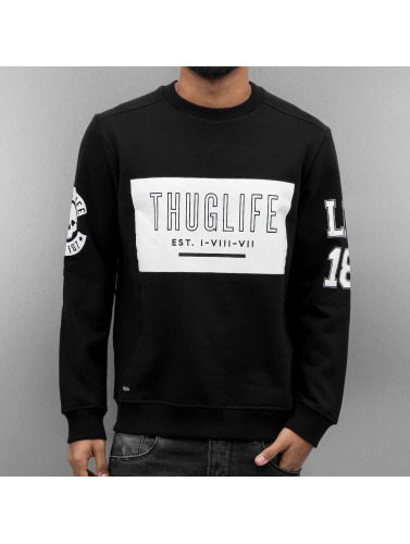Thug Life Hombres Jersey Zoro Digga in negro