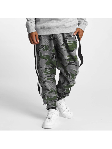 Thug Life Herren Jogginghose Lecter in camouflage