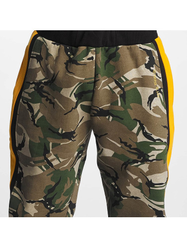 Thug Life Herren Jogginghose Lecter in camouflage