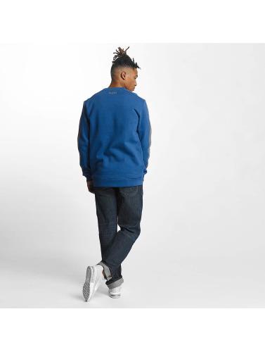 Thug Life Herren Pullover Simple in blau