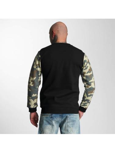 Thug Life Herren Pullover Zombi in camouflage
