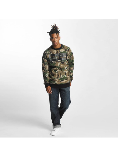 Thug Life Herren Pullover THGLFE in camouflage
