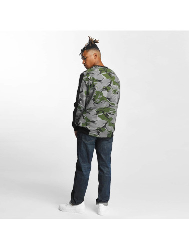 Thug Life Herren Pullover Simple in camouflage