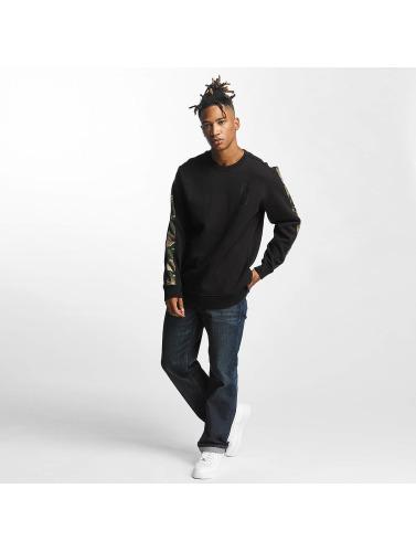 Thug Life Herren Pullover Simple in schwarz